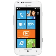 Samsung Focus 2 I667 Unlocked GSM Windows 7.5 OS Cell Phone - White