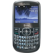 Pantech Link II P5000 Unlocked GSM QWERTY Cell Phone - Black
