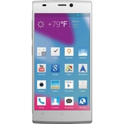 BLU Vivo IV D970L 16GB Unlocked GSM Octa-Core Android Phone - White/Silver
