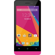 BLU Studio Mini LTE X100Q Unlocked GSM Android Quad-Core Cell Phone - Pink