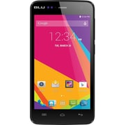 BLU Studio C Mini D670u 4G HSPA+ Unlocked GSM Dual-SIM Cell Phone - Black