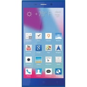 BLU Life Pure XL L259L 16GB Unlocked GSM Quad-Core 4G HSPA+ Phone - Blue