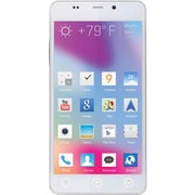 BLU Life Pure Mini 4G HSPA+ 16GB L220a Unlocked GSM Android Phone - White