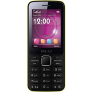 BLU Janet T175 Unlocked GSM Dual-SIM Cell Phone - Yellow