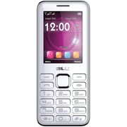 BLU Diva II T275T Unlocked GSM Dual-SIM Cell Phone w/ Analog TV - White