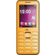 BLU Diva II T275T Unlocked GSM Dual-SIM Cell Phone w/ Analog TV - Orange