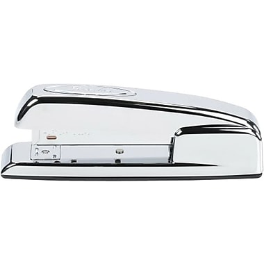 Swingline® 747® Full Strip Stapler, 20 Sheet Capacity, Polished Chrome