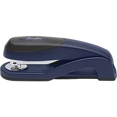 Swingline® Optima® Full Strip Stapler, 25 Sheet Capacity, Blue
