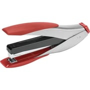 Swingline® Smart Touch 25-Sheet Capacity Full Strip Stapler, Silver/Red