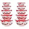Chef Buddy 20-Piece Glass Bowl & Lid Set Deals