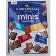 Ghirardelli Ast Chocolate Minis 17 oz