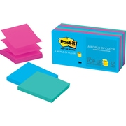 Post-it® Jaipur Collection Pop-Up Notes
