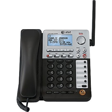 AT&T SynJ SB67148 Cordless Deskset for the AT&T SynJ SB67138 Small Business Phone System