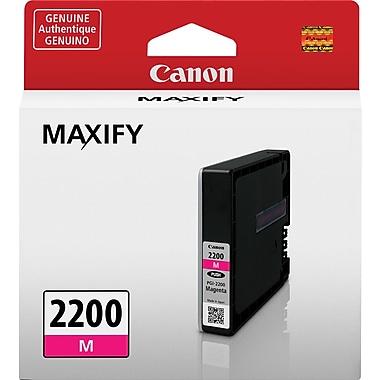 Canon – Réservoir d'encre magenta PGI-2200 (9305B001)