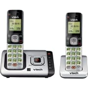 VTech CS6729 2 2 Handset Cordless Phone and Answering System with Caller ID/Call Waiting