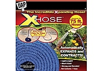 Dap XHOSE 75ft Incredible Expanding Garden Hose