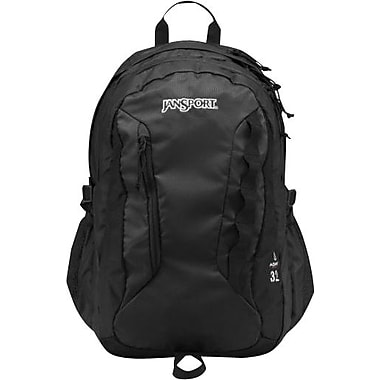 Jansport Agave Backpack, Solid Black (T14F008) | Staples®