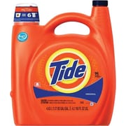 Tide® HE Laundry Detergent 150 oz., Original or Free & Gentle