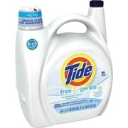 Tide® HE Free & Gentle Laundry Detergent, 150 fl. oz