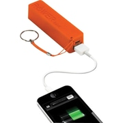Urge Basics PowerPro 2,000mAh USB Keychain Charger, Orange