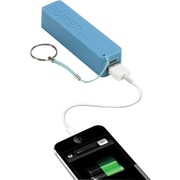 Urge Basics PowerPro 2,000mAh USB Keychain Charger, Blue