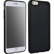 Staples TPU Case for use with iPhone 6 / 6S Plus, Black (44442SCW)