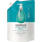 Method Gel Hand Wash Refill, 28 Oz Pouch, Waterfall