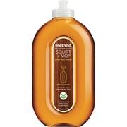 Squirt + Mop Wood Floor Cleaner, Almond Scent, 25 Oz Squirt Bottle