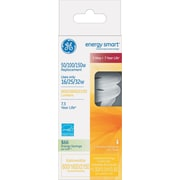 Energy Smart Compact Fluorescent Spiral Light Bulb, 16/25/32 W, Soft White