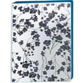 Durable Mini Binder, 1in. Capacity, Floral/white/navy