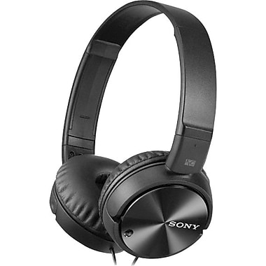 Sony Noise Canceling Headphones, Black