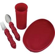 Standard Redware Dinnerware Set