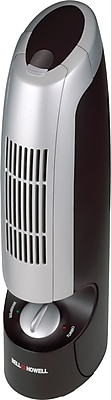 Bell and Howell Ionic Whisper Air Purifier and Ionizer 1499223