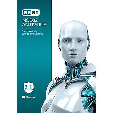 ESET NOD32 Antivirus for Windows (1-3 Users) [Download]