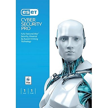 ESET Cyber Security Pro for Mac for Windows (1 User) [Download]