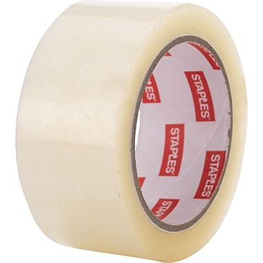 Staples Moving and Storage Packing Tape, 1.88