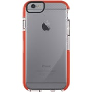 Tech21 Impact Mesh iPhone 6 Fitted Hard Shell Case, Clear