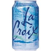 Lacroix Sparkling Water,  24/Carton