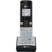 AT&T TL86003 Accessory Handset, Silver/Black