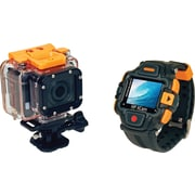 Hewlett Packard AC300 Action Camera w/LCD Wrist Remote