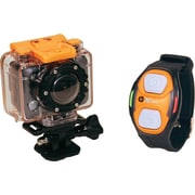 Hewlett Packard AC200 Action Camera w/ Wrist Remote