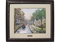 Thomas Kinkade 50th Anniversary Edition Framed Print 30'x26'