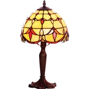 River of Goods 14.75 H Accent Table Lamps, Amber Allistar