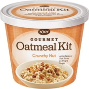 N' Joy® Oatmeal with Crunchy Nut Toppings, 2.29 oz. Cups, 8 Cups/Box