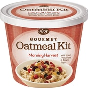 N' Joy® Oatmeal with Morning Harvest Toppings, 3.42 oz. Cups, 8 Cups/Box