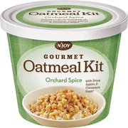 N' Joy® Oatmeal with Orchard Spice Toppings, 2.55 oz. Cups, 8 Cups/Box