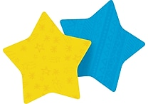 Post-it® Star-Shaped Die-Cut Memo Cube, Each