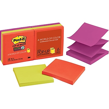 Post-it® Super Sticky 3