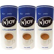 'N Joy Non-Dairy Powder Coffee Creamer Value Pack, 3/Pack