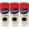 'N Joy Pure Sugar Value Pack, 20 oz. Canister, 3/Pack